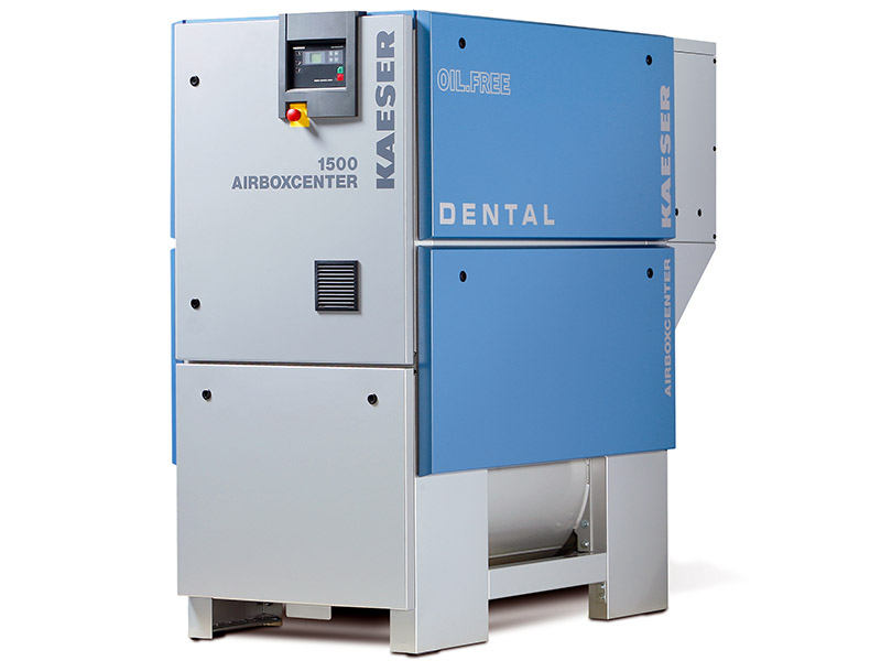 AIRBOX CENTER 1500 DENTAL Kaeser